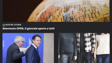 Photo of Open Mentana, il sito ufficiale del nuovo giornale online