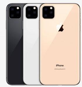 Apple lancia tre nuovi iPhone nel 2019, uno con display LCD e uno con tripla fotocamera (1)