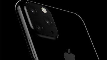 Apple lancia tre nuovi iPhone nel 2019, uno con display LCD e uno con tripla fotocamera