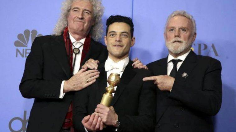 Bohemian Rhapsody Golden Globe