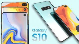 Smartphone pieghevole Samsung Galaxy S10 arriverà il 20 febbraio (1)