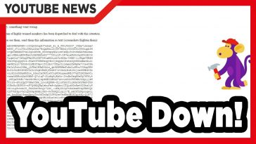YouTube non funziona per alcuni utenti in tutto il mondo