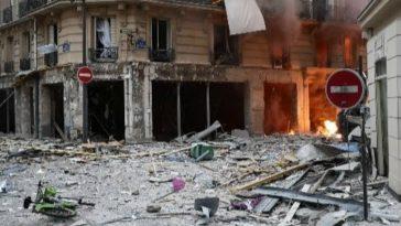 esplosione parigi opera