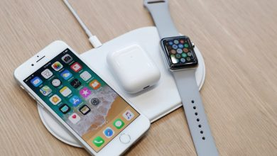 tappetino di ricarica wireless AirPower di Apple