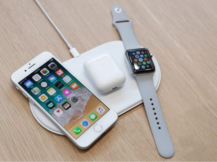 tappetino di ricarica wireless AirPower di Apple