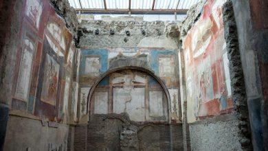 Photo of Scavi di Ercolano porte aperti al pubblico per poter assistere al restauro di un dipinto