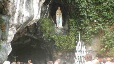 Madonna di Lourdes storia