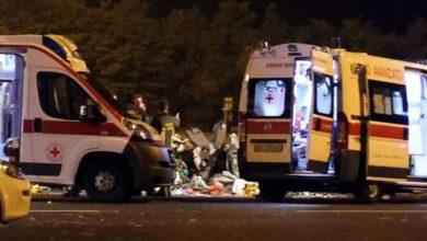 Photo of Incidente Corso Francia: Pietro Genovesi ubriaco alla guida?