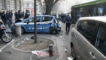 incidente piazzale cadorna milano