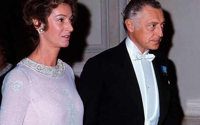 Marella Agnelli, morta la moglie di Gianni Agnelli