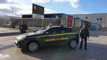 interposrto Sud Europa arrestato titolare
