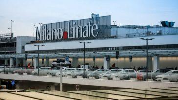 Aeroporto Linate chiuso