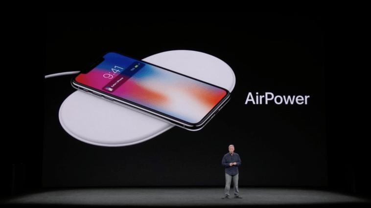 Apple ha annullato il tappetino di ricarica wireless AirPower
