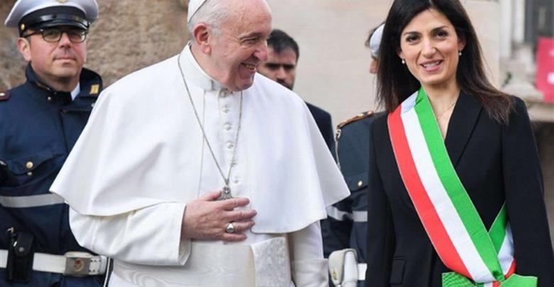 Raggi Papa Francesco