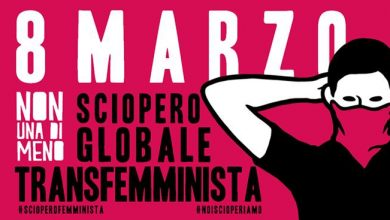 Photo of Sciopero Femminista Globale dell'8 marzo 2019: Motivazioni