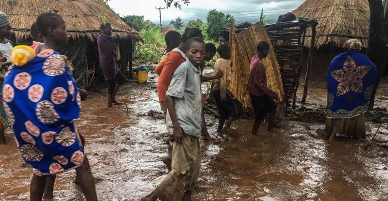 ciclone Mozambico