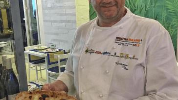 pizzeria gRani antichi giuseppe vesi