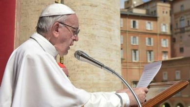 Photo of Angelus Papa Francesco dell'8/03/2020 in streaming