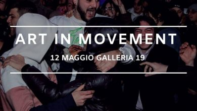 Photo of ART IN MOVEMENT: torna l'evento artistico più rivoluzionario di Napoli