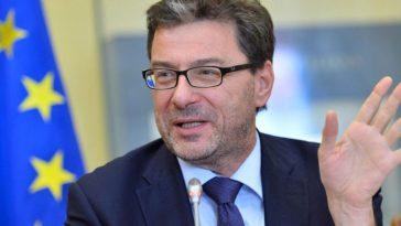 Giorgetti-Governo