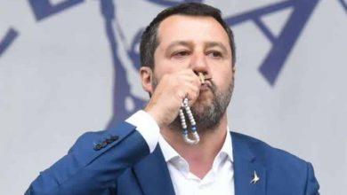 """Photo of Giordano sanzionato per frasi di Feltri sui meridionali, Salvini: """"È censura"""""""