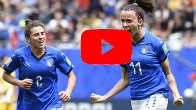 Italia-Australia 2-1