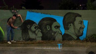 murales-salvini-scimmia