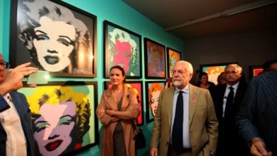 Mostra Andy Warhol-De Laurentiis