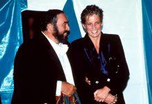 Aug. 17, 2006 – Luciano Pavarotti with Princess Diana. UPPA –   –    LUCIANOPAVAROTTIRETRO(Credit Image: © Globe Photos/ZUMAPRESS.com)