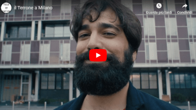 video terrone a milano