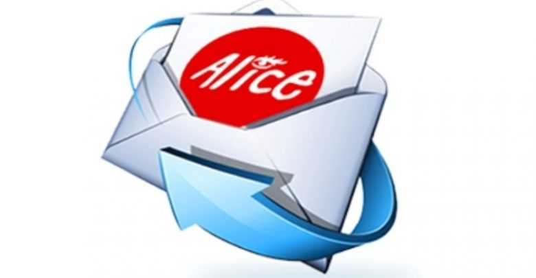 alice mail personale