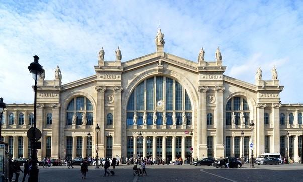 gare du nord parigi