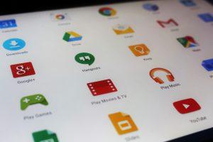 Come fare uno screenshot su un tablet Android (1)