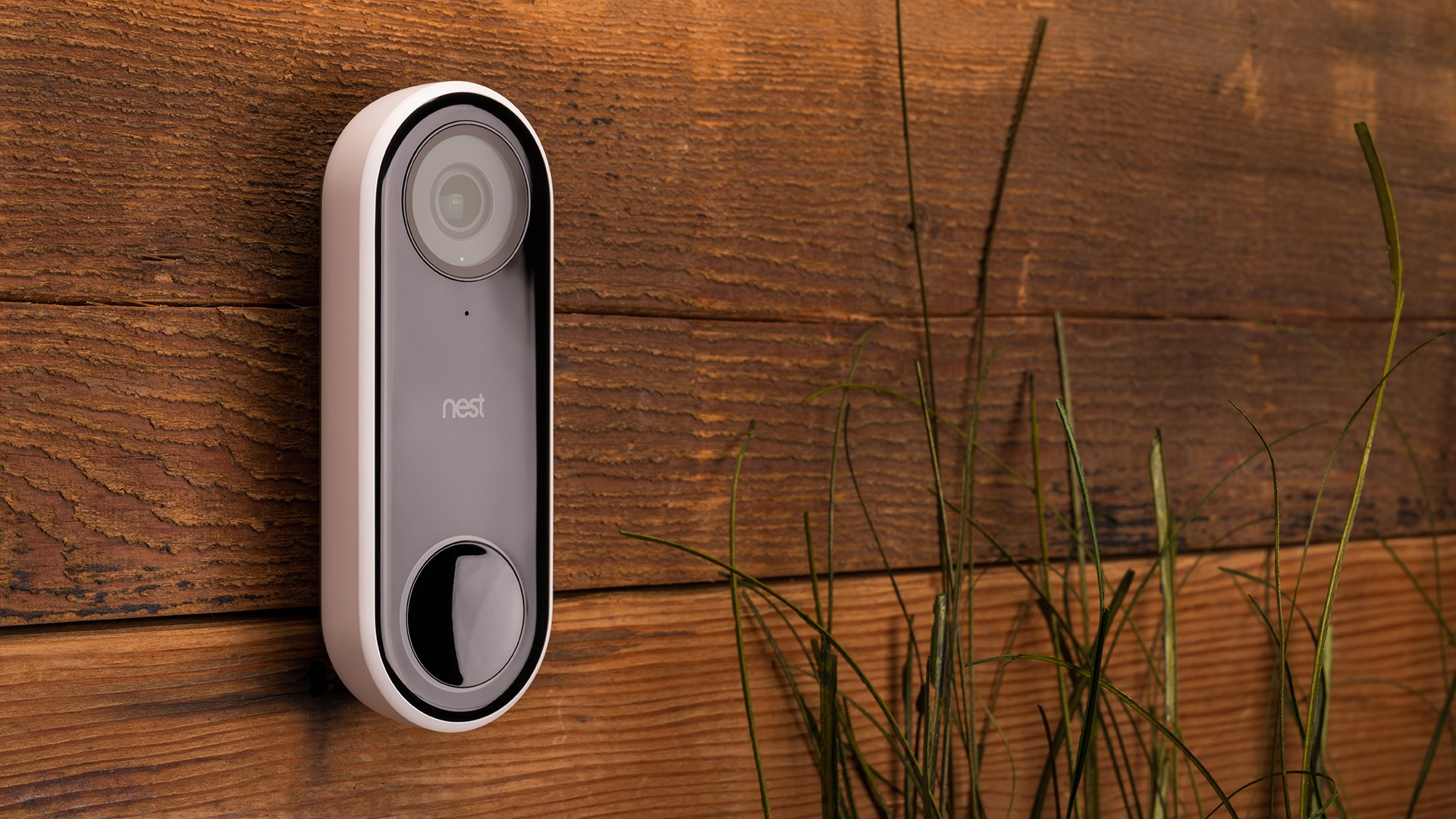 Nest Hello Video Doorbell to Monitor Front Door with 1600×1200 Resolution, Night Vision and Dual-Band Wi-Fi Connectivity