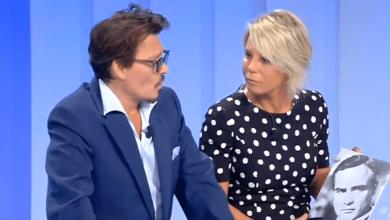 Photo of Johnny Depp Ospite a C'è Posta Per Te (VIDEO)