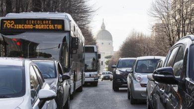 smog-a-Roma-stop-veicoli-inquinanti-traffico