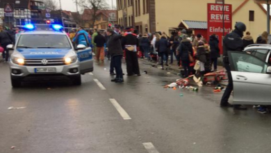 Photo of Auto sulla folla in Germania durante il Carnevale: 15 i feriti