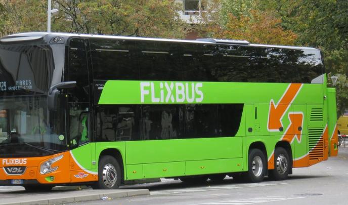 Coronavirus: Flixbus proveniente da Milano bloccato a Lione