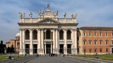 Photo of Chiese chiuse a Roma fino al 3 aprile per precauzione contro il Covid-19