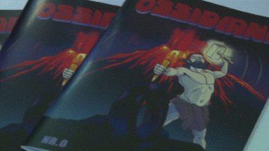 Photo of Ossidiana, il primo fumetto made in Molise: intervista all'autore