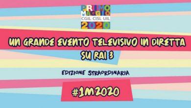 Photo of Primo Maggio Roma 2020: concerto diventa serata Tv