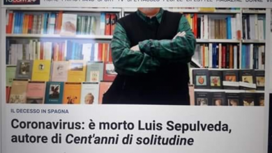 Photo of Tgcom Gaffe su Sepúlveda: confuso con lo scrittore Márquez