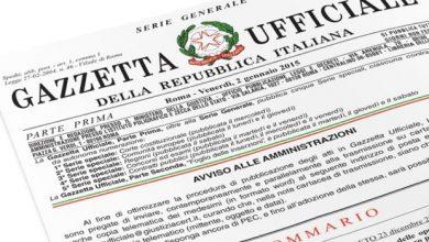 Photo of Gazzetta Ufficiale: cos'è, valore legale e come funziona