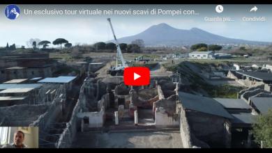 Photo of Scavi di Pompei Tour Virtuale – Video