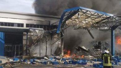 Photo of Esplosione alla Adler Plastic di Ottaviano, un morto e due feriti
