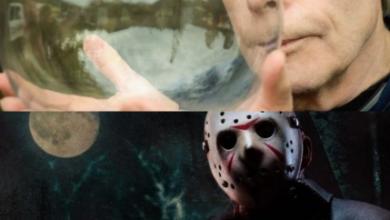 "Photo of Stephen King valuta una storia su ""Venerdì 13"""