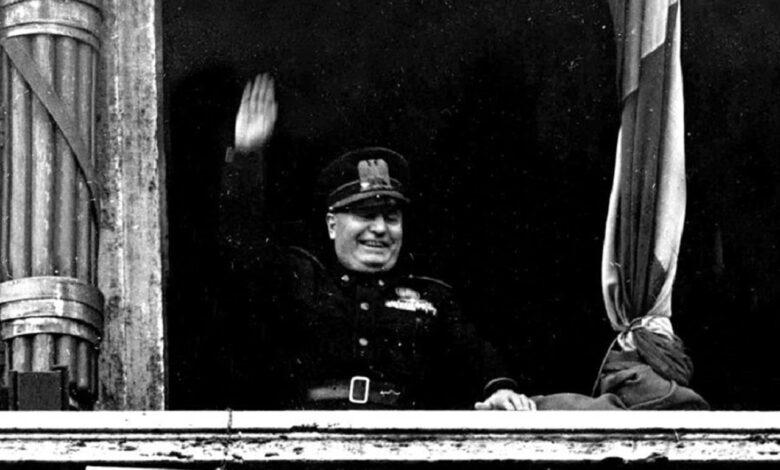 10 Giugno 1940 l'entrata in guerra dell'Italia di Mussolini