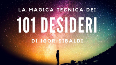 """Photo of Cos'è la tecnica """"101 Desideri"""" di Igor Sibaldi?"""