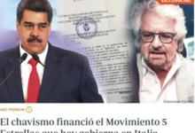 """Photo of Finanziamenti di Maduro a M5S, il console venezuelano: """"Notizia falsa"""""""
