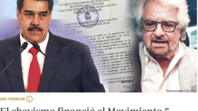 Photo of Maduro finanziò il M5S nel 2010? Lo scoop del quotidiano ABC